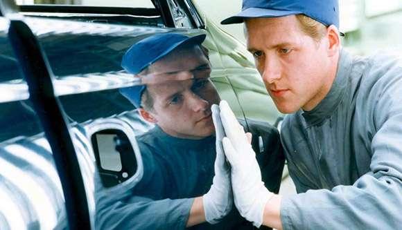 Контроль качества при кузовном ремонте